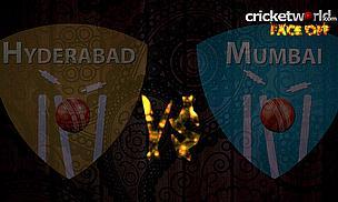 IPL8 Face-Off - Hyderabad v Mumbai - Game 56