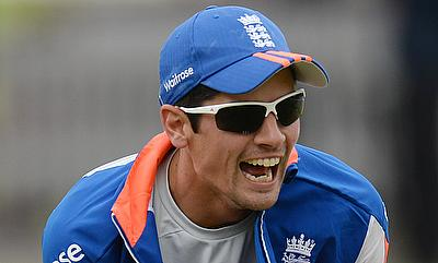 Alastair Cook Focused On England's Transition Phase