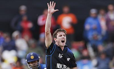 Adam Milne Ruled Out Of One-Day International Series Against England