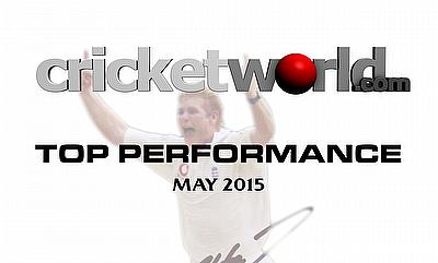Cricket World Club Performances Of The Week Awards