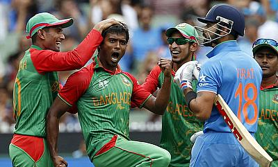 Rubel Hossain back in Bangladesh squad for India Test