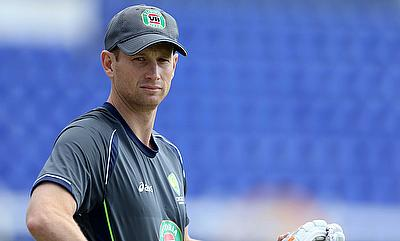 Adam Voges takes Australia to position of strength in dream debut