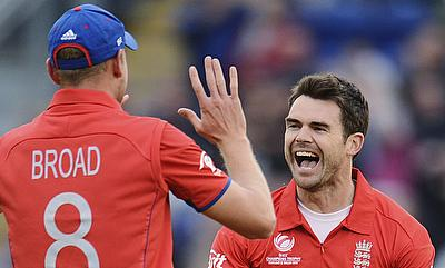 James Anderson and Stuart Broad hope to play ODIs in future