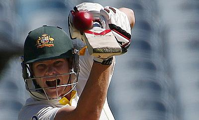 Steve Smith century puts Australia in control against West Indies