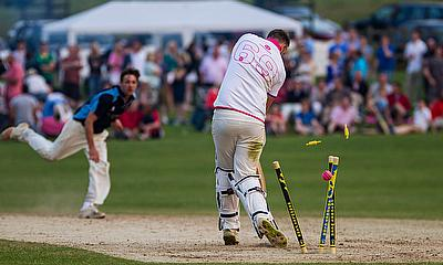 Burghley Park Cricket Club Cricket Week and Beer Festival 2015