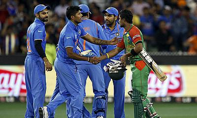 Bangladesh eyeing ICC Champions Trophy spot through India series