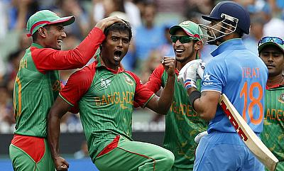 Mashrafe Mortaza banking on Rubel Hossain's aggression
