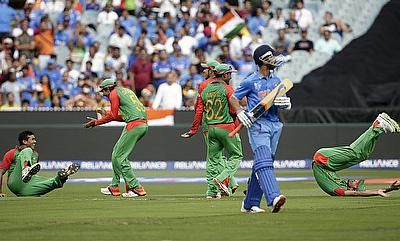 Mustafizur Rahman derails India with five on debut