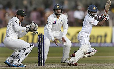 Wickets tumble on day three with Sri Lanka ahead