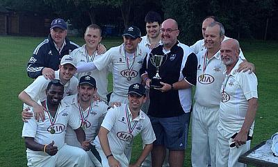 Surrey will be defending the title they won in 2014