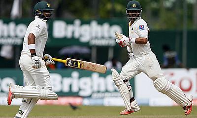 Pakistan erase deficit on a slow day