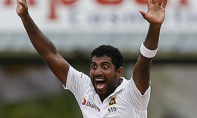 Cricket World Player of the Week - Dhammika Prasad