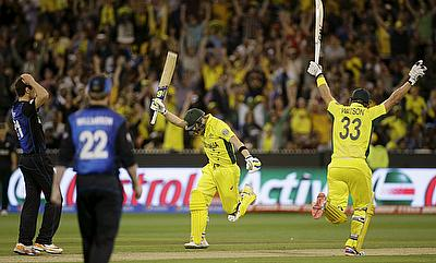 Australia, New Zealand prosper after successful World Cup