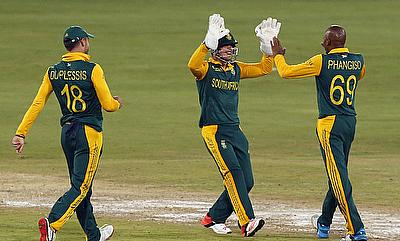 South Africa pummel Bangladesh yet again