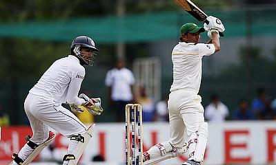 Younis Khan hits out for Pakistan against Sri Lanka