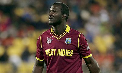 Fractured hand rules Darren Sammy out of the CPL