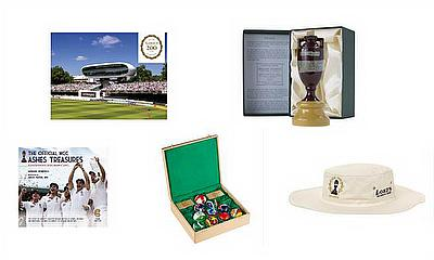 New collection from Lord's celebrates Ashes summer