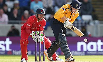 Both Hampshire and Lancashire are in action this weekend