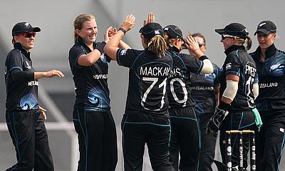 All smiles for New Zealand as they thumped India in the first Twenty20 International in Bangalore