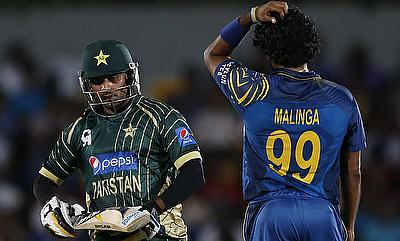 Mohammad Hafeez scored a brilliant century and also picked four wickets as Pakistan defeated Sri Lanka by six wickets.