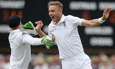 England motivated to win the second Test - Stuart Broad