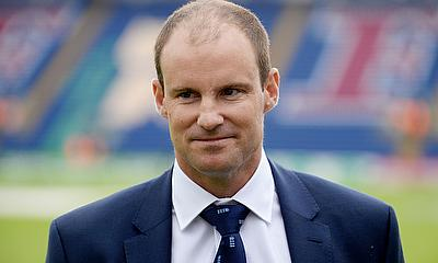Andrew Strauss, England's Director of Cricket