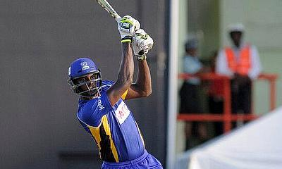 Jason Holder scored an important 30 as Barbados Tridents defeated Guyana Amazon Warriors by 14 runs.