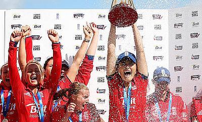 England aim to surpass Australia in ICC Women's Championship