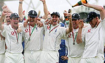 Andrew Strauss ranks the 2005 series win as his most memorable Ashes moment
