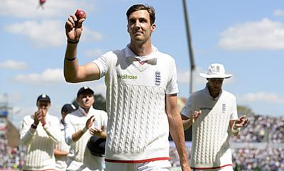 Cricket World Player of the Week - Steven Finn