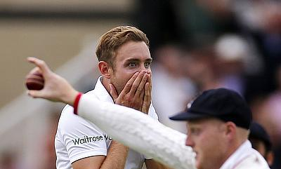 Stuart Broad and Ben Stokes