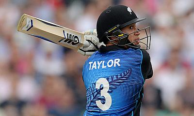Ross Taylor's tour of Zimbabwe and South Africa is over