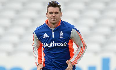 Anderson returns to England squad for fifth Test