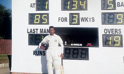 U15s captain Vidoosha Jayawardena has now passed 1,000 runs for the season