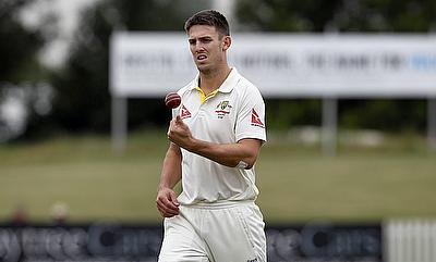 Mitchell Marsh targets county experience for Ashes 2019