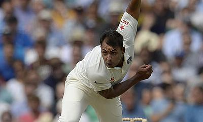 All-rounder Stuart Binny