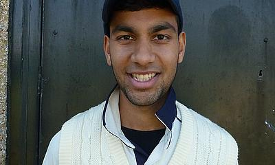 Ishan Shah's 123 not out was his first century for Bessborough