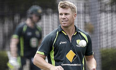 David Warner targets World T20 win
