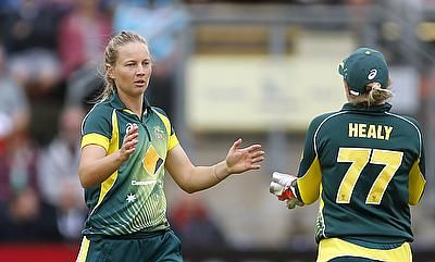 Australia Women take on New Zealand Women in the Rose Bowl series