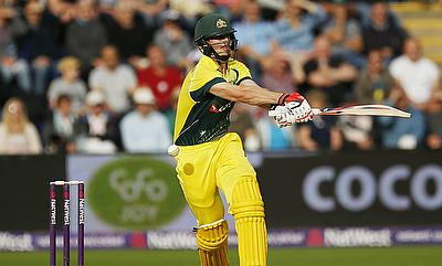 Goal is to beat England at home - Mitchell Marsh