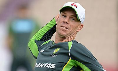 David Warner realistic about return from injury