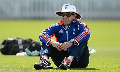 Let's get on with the game - Trevor Bayliss