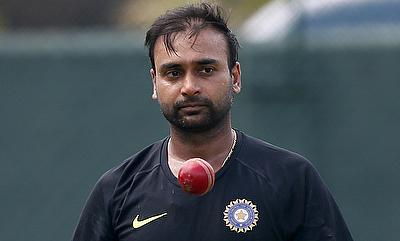 I enjoy bowling alongside Ashwin - Amit Mishra