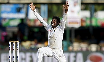 ICC clears Tharindu Kaushal to bowl off-breaks