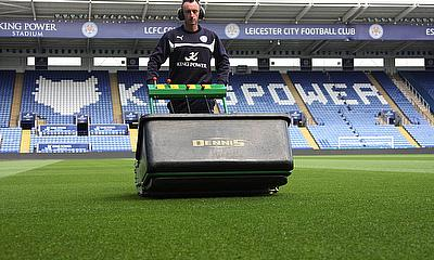 Leicester City head groundsman John Ledwidge has purchased seven Dennis G860 professional mowers.