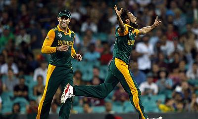 Faf du Plessis backs spinners for success against India