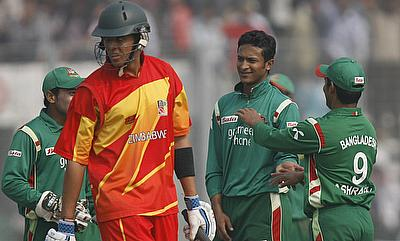 Zimbabwe to tour Bangladesh in November