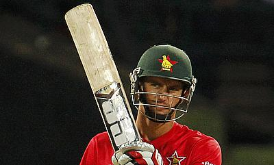 Craig Ervine hits hundred as Zimbabwe seal series against Ireland