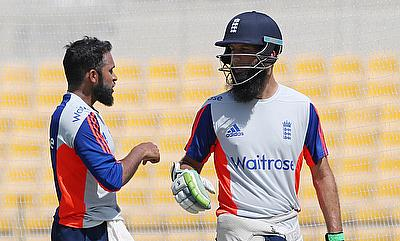 Adil Rashid (left) and Moeen Ali (right) will be the key to England's fortunes in UAE.