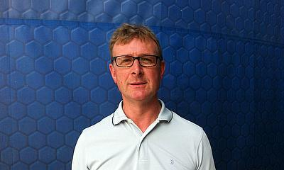 Guy Stewart, Dennis and SISIS Export Manager